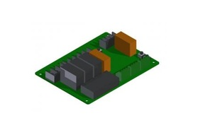 Hydraulic Motor Feature Control Board (for A3100)