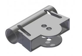 Pulley Housing Casting for Eclipse Enclosed 2 Position