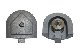 Universal Top Guide Pulley End Cap Casting